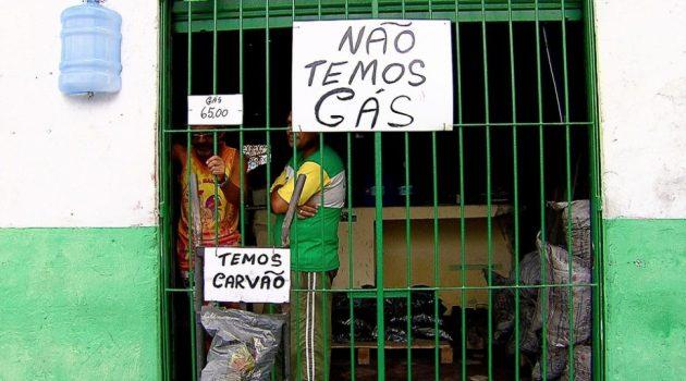 Petroleiros alertam para risco de desabastecimento de gás de cozinha no Brasil