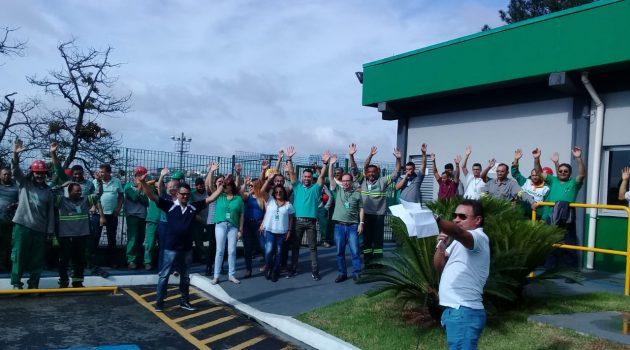 Trabalhadores aprovam propostas negociadas com o Sindigás