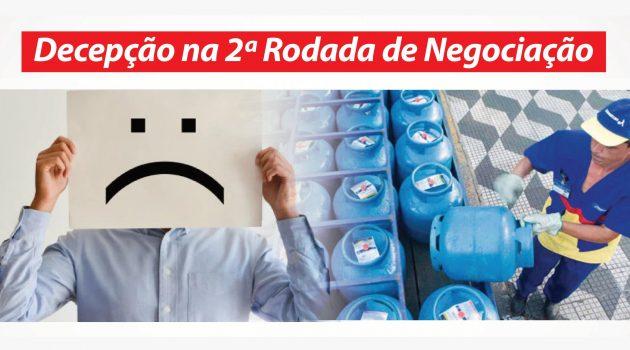 Informativo Fepetrol: proposta do SINDICOM é novamente REJEITADA